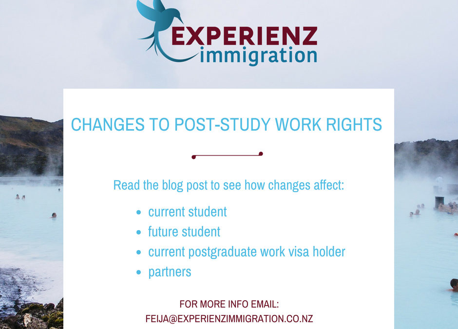 Postgraduate work visa rights – How are you affected?